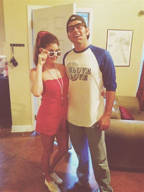 wendy peffercorn and squints costume halloween