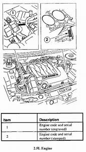 1996 Mercury Cougar Engine Diagram