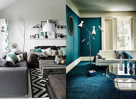 turquoise living room ideas   interior god