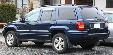 cherokee jeep 2003 2003 jeep grand cherokee information and photos momentcar