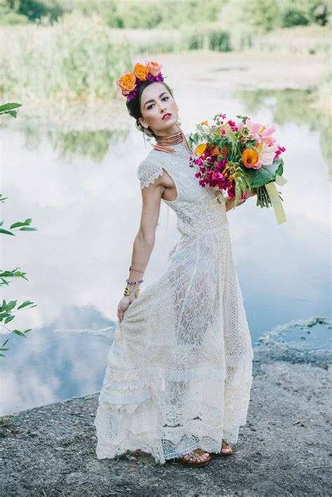 Best 25 Frida Kahlo Wedding Ideas On Pinterest Blonde