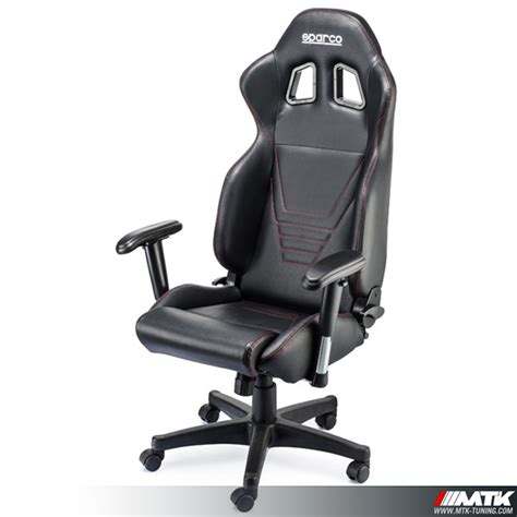 siege baquet gaming siège baquet bureau sparco fauteuil gamer chaise gamer