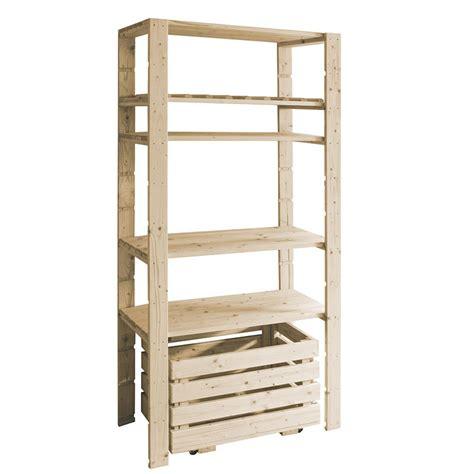 scaffali design scaffali in legno design dispirazione per la casa