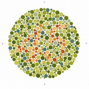 Ishihara Color Blind Chart Color Blindness Definition Examples And Forms