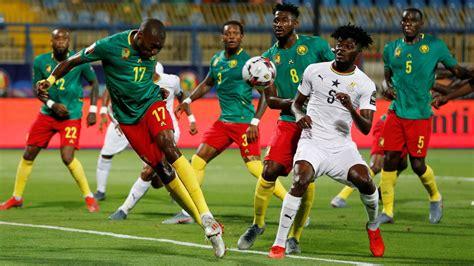 Visas trīs Āfrikas Nāciju kausa spēles šovakar beigušās ...