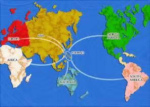 World Map Location Philippines
