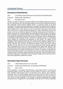 Dissertation progress report stonehenge creative writing thesis