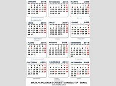 Calendario 2019 1 Download 2019 Calendar Printable