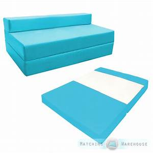 Fold out waterproof double guest z bed chair folding for Sofa bed mattress pad waterproof