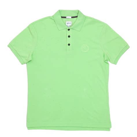 T Shirt Tshirt Green Light giorgio armani light green polo shirt buy now