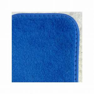 tapis auto avants arrieres sur mesure en velours borde With tapis auto sur mesure