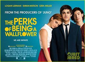 Emma Watson: New 'Perks of Being a Wallflower' Poster ...
