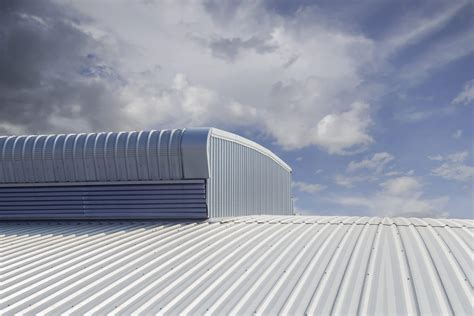 industrial roof cladding cw roofing