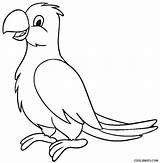 Parrot Coloring Macaw Printable Drawing Outline Cool2bkids Parrots Bird Fish Colouring Sheet Printables Drawings Animals Getdrawings Tags Popular Pirate Cartoon sketch template