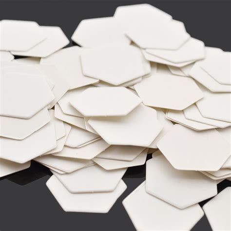 Free Paper Piecing Hexagon Templates by Hexagon Paper Piecing Quilting Template Set 100 2