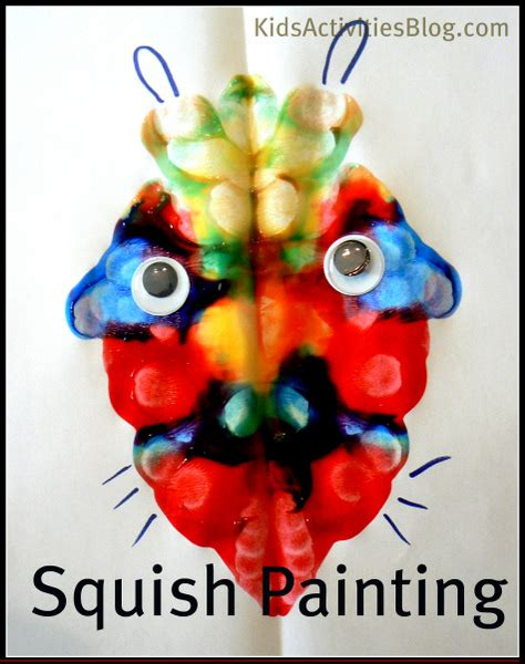 squish monster fun family crafts