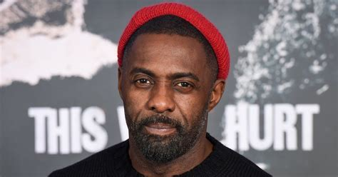 Idris Elba argues against 'censoring' racist TV shows in ...