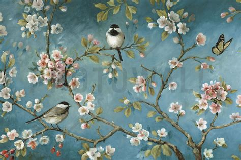 ideas to decorate a bedroom blossom wall mural photo wallpaper photowall