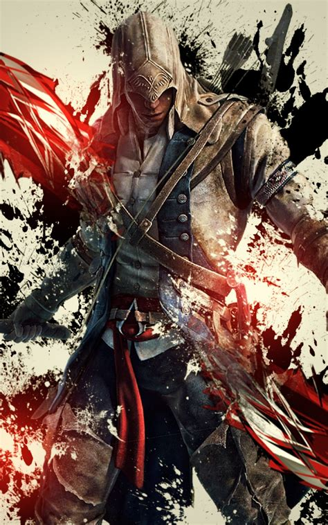 assassins creed iii android wallpaper
