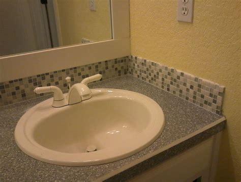 glass tile bathroom backsplash pictures home design ideas