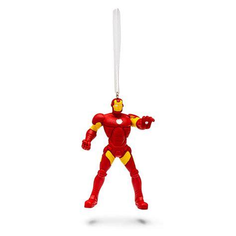 marvel iron man ornament