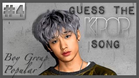 #4 Guess The Kpop Song 5 Seconds (boy Ver) [popularnew