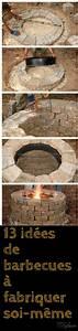 17 meilleures idees a propos de fabriquer un barbecue sur With barbecue exterieur a faire soi meme