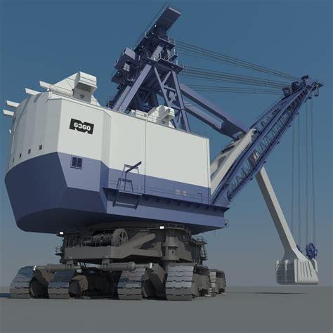 marion 6360 captain power shovel max