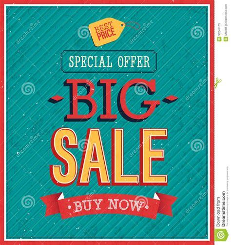big sale typographic design stock photos image 33243103