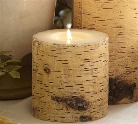pottery barn candles knock pottery barn birch candles a owl