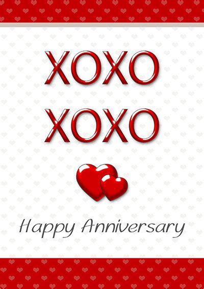 30 Free Printable Anniversary Cards KittyBabyLove com