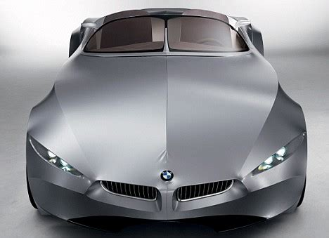 Car Metal by Is This The Car Of The Future Bmw Builds Roadster Made