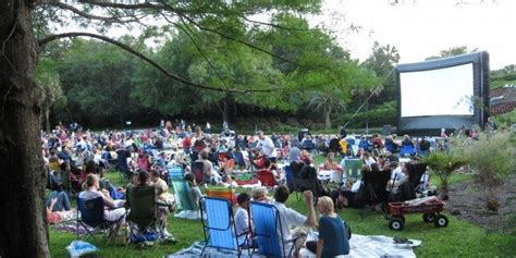 Summer Guide To Outdoor Movies In Orlando