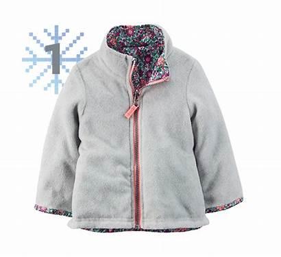 Cold Weather Clothes Winter Carters Zip Fleece