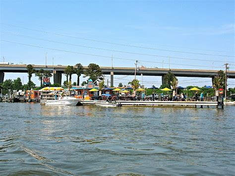 Crab Deck Kent Island Md by Figs Flowers Food Boating Kent Narrows In Summertime