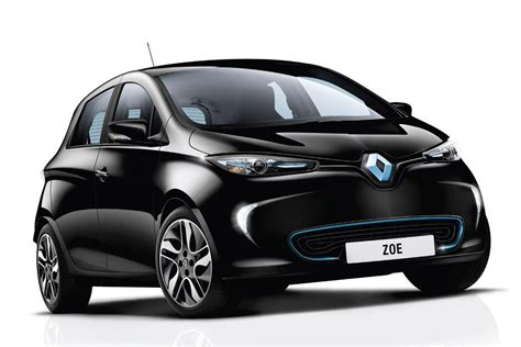 Renault Zoe Hatchback Review