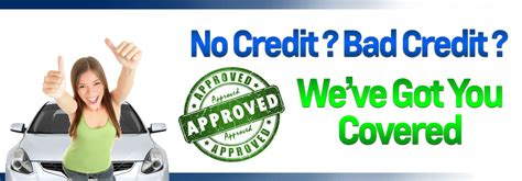 No Credit Or Bad Credit Car Dealers