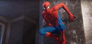 Marvel Spiderman Classic Suit Ps4, HD Games, 4k Wallpapers ...