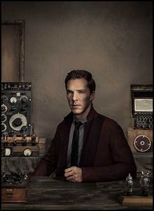 Benedict Cumberbatch: Muses, Cinematic Men | The Red List