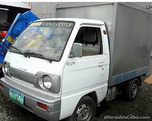 Aluminum Suzuki Multicab Van For Sale Mandaue City Cebu
