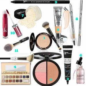 It cosmetics makeup