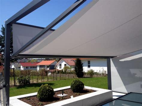 Wind Und Regenschutz Für Terrasse by Markisen Sonnen Regenschutz Holz Ziller