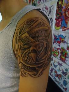 Money Tattoos Designs, Ideas and Meaning | Tattoos For You