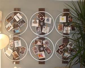 Wand Mit Fotos Dekorieren : 25 upcycling ideen mit fahrradteilen neues leben f rs alte fahrrad ~ Markanthonyermac.com Haus und Dekorationen