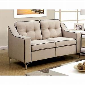 Furniture of america glenda loveseat sofas couches for Hometown furniture exchange