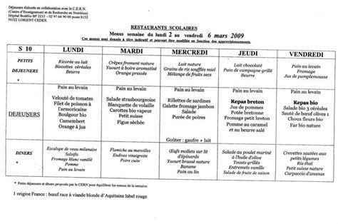 cuisine az menu de la semaine les menus de la semaine du 2 au 6 mars le des