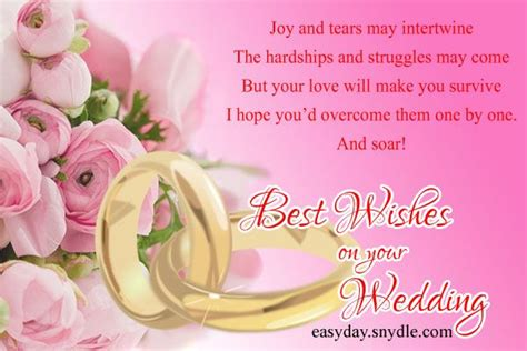 wonderful wedding wishes messages pictures