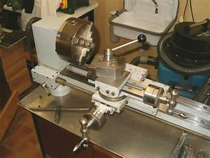 Tour 1000 Metal Lathe - Projects In Metal, LLC