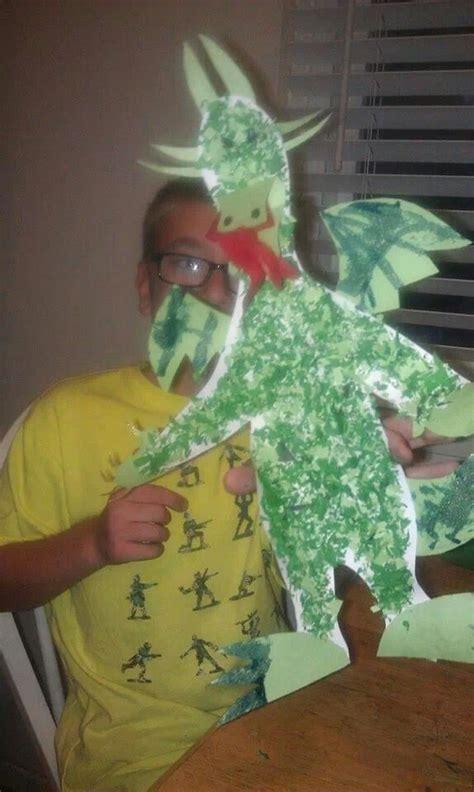 dragon turkey disguise turkey disguise art  kids