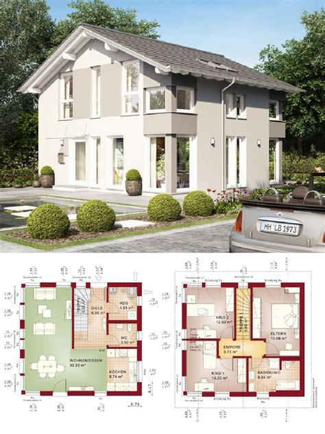 Moderne Haus Planung by Satteldach Haus Architektur Modern Grundriss Offen 4
